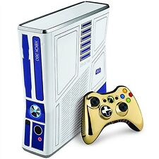 Xbox360 320GB LE Console and Kinect Sensor (PAL) Star Wars Version