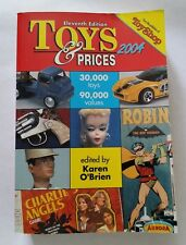 Toys & Prices 2004 Paperback Book, Price Values Reference Guide Karen O'Brien