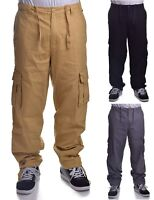 Ecko Unltd. Men's Ripstop Casual Cargo Pants Choose Color & Size