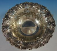 Broom Corn by Tiffany & Co. Sterling Silver Fruit Bowl Chased Pierced (#2802)