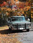 Ford F100 F150 F250 Parts Interchange Manual Book 1967 -1979 Pickup Truck