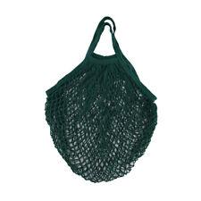 Eco Reusable Shopping String Grocery Handbags Woven Net Tote Mesh Bag Fishnet QW