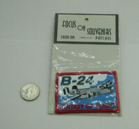 Focus On Souvenirs B-24 FANTASY OF FLIGHT Iron-On Patch New Free Shipping