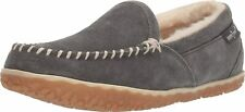 Minnetonka Women's Tempe Suede Indoor and Outdoor Slippers