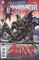 Martian Manhunter #11 DC Comic 1st Print 2015 unread NM