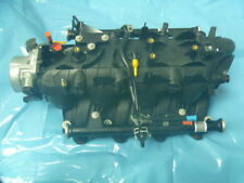 New 00-02 GM Upper Intake Manifold Throttle Body Fuel Rail and Injectors AT OEM