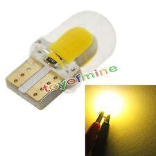 Nuovo 2x T10 194 168 W5W 3W 8 SMD COB Super caldo lampadina bianca SILICA LED