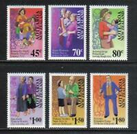 1995 New Zealand~Maori Language~Unmounted Mint~Stamp Set~ UK Seller~