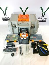 Sumitomo Type-72C High Def Core Aligning Fusion Splicer w/ FCP-22 Cleaver 60 ARC