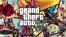 Grand Theft Auto V (PC, Social Club)