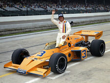 1/25 AMT 1974 McLAREN M16D - OFFY TURBO INDY CAR KIT 1st PLACE J. RUTHERFORD S/I