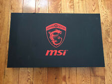 "MSI GS60 6QE Ghost Pro 4K 15.6"" 4K GAMING LAPTOP SSD GTX 970M i7-6700HQ 16GB"