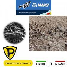Mapei Mapefibre St30 Kg1 fibre polimeriche strutturali calcestruzzi e Massetti