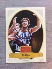 BILL WALTON UCLA TRAILBLAZERS CELTICS SIGNED 2012 PANINI GOLDEN AGE CARD *PROOF*