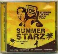 SUMMER ON THE ROCK by Ringo Radio 105 CD audio