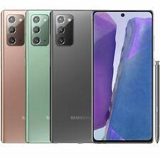"""Samsung Galaxy Note 20 N980F/DS 6.7"""" 256GB 8GB RAM 64MP 4300mAh Phone By FedEx"""