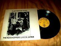 FLEETWOOD MAC ROCKHOPPERS LIVE IN JAPAN LP TAKRL 902 Not TMOQ RUMOURS TUSK NM