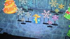 Frozen + Festive DIYs Recipes Illuminated + Snowflakes - 38 Recipes - Winter