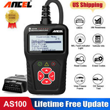 OBD2 Scanner Check Engine Light Fault Automative Code Reader Car Diagnostic Tool