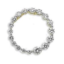 Anillos de joyería con perlas amarillo diamante