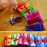 800Pcs Metallic Twist Tie Wire for Candy Lollipop Cake Food Cello Bag Gift 10cm