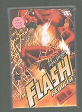 Flash: Rebirth #1-6 (Ethan Van Sciver) Mini Series-DC Comics NM   {Generations}