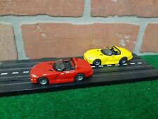 Tyco AFX Convertible Sport Racing Slot Car Lot