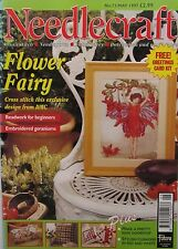 Needlecraft Magazine - No. 73 1997 Cross Stitch, Embroidery, Needlepoint & more