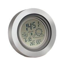 Digital Weather Station Temperature Alarm Clock