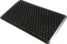 Zerbino Esterno Gomma PVC cm 70x40 colore Nero CENNI ZBN