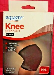 Equate Knee Support Size M/L ~ FAST FREE SHIPPING