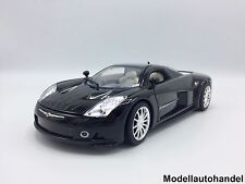 Chrysler Me Four Twelve schwarz 2004 - 1:18 MotorMax