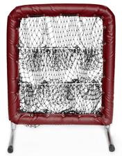 Pitchers Pocket 9 Hole Baseball Softball Durable Pitching Target Trainer Maroon