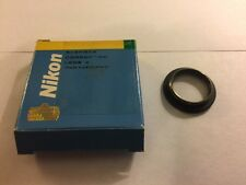 Nikon F3 HP Eyepiece Correction lens -2.0 D diopter DE-3 F3T F3HP F3P RED