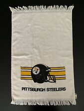 Vintage Pittsburgh Steelers Towel NFL