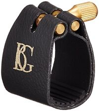 BG L15 Standard Ligature with Cap for Baritone Saxophone