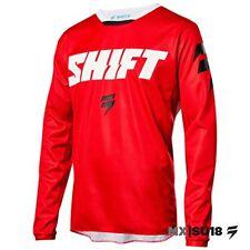 Casacche da guida fuoristrada rossi rossi Shift