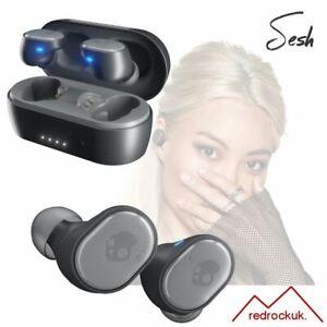 Skullcandy Sesh True Wireless Earbuds & Charging Case - Bluetooth - Black
