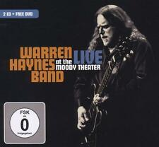 Warren HAYNES Live at the Moody théâtre - 2xcd & DVD NEUF