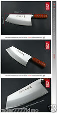 """Handmade VG10 Steel Vegetable Chopping Knife 5.7"""" Chef Cleaver Kitchen Cutlery"""