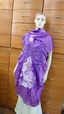 SCARF SUMMER SHAWL SILK BOHO WRAP MADE IN EUROPE FELTED HOLIDAY GIFT WOMEN GIFT