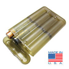 Condor Plastic AA, AAA, CR2, CR123 Battery Holder Case US1017  Made in the USA
