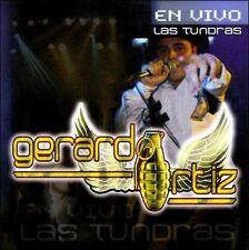 Gerardo Ortiz En Vivo Las Tundras CD