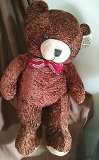"NWT Dan Dee 100th Anniversary Teddy Bear Brown Collectible toy plush animal 28"""