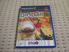 Play it Pinball para PlayStation 2 ps2 PS 2 * embalaje original *