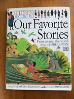 Vtg 1997 Children Just Like Me: Our Favorite Stories From Around The World DK