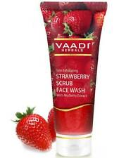 Vaadi Herbals Strawberry Scrub Face Wash With Mulberry Extract 60ml