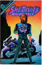 She-Devils on Wheels #2 - Aircel - Roland Mann - Wes Abbott