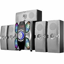 Frisby Fs-6900bt 5.1 Surround Sound Home Theater Tower Speaker System With and
