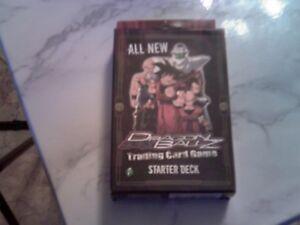 Dragonball Z Trading Card Game Starter Deck  Score 85511 new